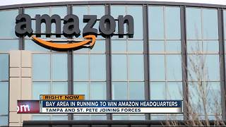 Bay area in running to win Amazon Headquarters - Video