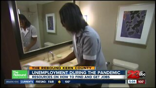 Unemployment during the pandemic