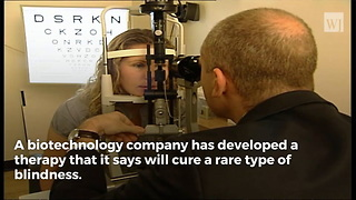 Selling Every Organ in Body Still Wouldn't Be Enough to Pay for Cure for Blindness Procedure
