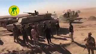 Civilians Flee Tal Afar as Iraqi Military Moves on IS-Held City - Video