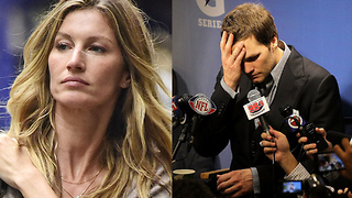 Tom Brady Caught CHEATING Again Because of His Wife!? - Video