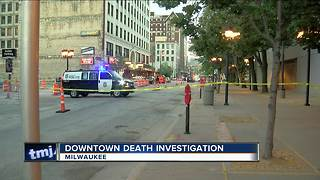 Early morning death investigation disrupts neighborhood downtown