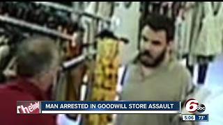 Man accused of sexual assault of juvenile at Goodwill store arrested - Video