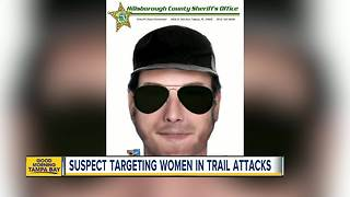 Deputies: Woman attacked on Northdale trail - Video