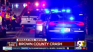 OSHP: Cyclist killed in hit-skip in Brown County - Video