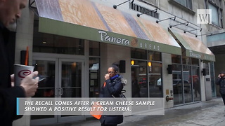 Panera Bread: Massive Recall Is Affecting Every Store in America - Video