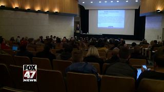 Medical Marijuana educational session held for applicants - Video