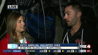 Greenwell's 26th Annual Haunted Hike - Video
