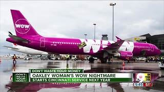 Couple learns downsides of discount Wow Air - Video