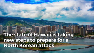 Hawaii Prepares for Potential North Korea Attack - Video