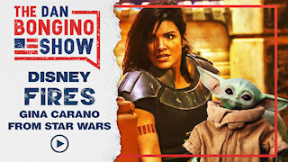 Disney Fired Gina Carano For Standing Up For Free Speech