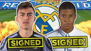 Should Real Madrid Break The Bank For Paulo Dybala & Kylian Mbappe?! - Video