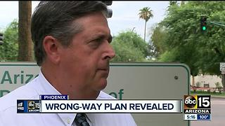 New technology heading to Valley to reduce wrong-way drivers - Video