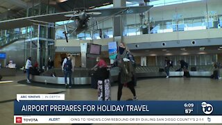 In-Depth: San Diego International Airport gets ready for holiday travel amid pandemic