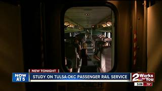 Eastern Flyer Update: Lawmakers hold study session over Tulsa-OKC passenger rail service - Video
