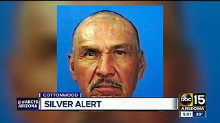 Silver Alert issued for missing Cottonwood man Melvin Martin - Video