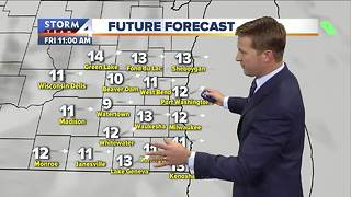 TODAY's Storm Team 4cast with Brian Niznansky - Video