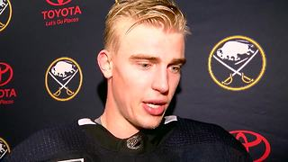09/15 Ristolainen excited to play for Phil Housley - Video