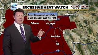 13 First Alert Weather for Aug. 25 - Video