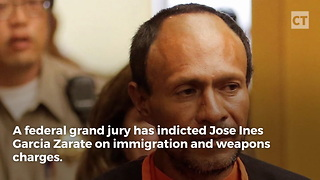 Man Facing Federal Charges in Steinle Killing - Video