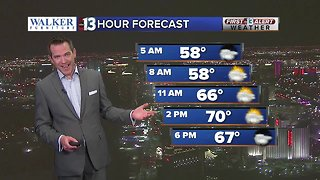 13 First Alert Las Vegas weather updated March 1 morning