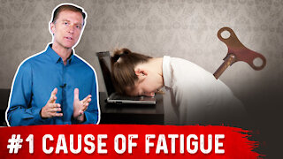 Number ONE Cause of Chronic Fatigue: 50 Years or Older