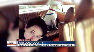 A year after Alexandra Brueggers was murdered; the killer has not been arrested. - Video
