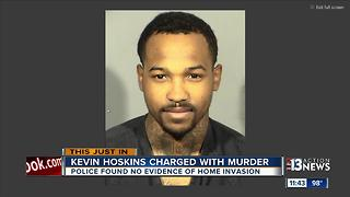 Kevin Hoskins charged with murder - Video