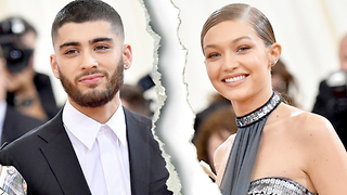 OFFICIAL: Gigi Hadid and Zayn Malik BREAKUP! - Video