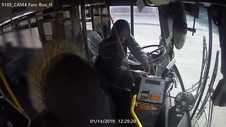 MCTS shows dispute between driver, passenger