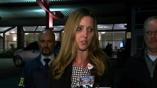 Bakersfield Police Department, FBI, CEO give update on shooting at Bakersfield Heart Hospital - Video