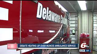 Muncie wants to fund city-owned ambulance service - Video