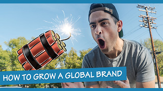 Turn your company into a global brand by storytelling - Video
