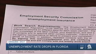 Palm Beach County, Treasure Coast jobless numbers showing improvement