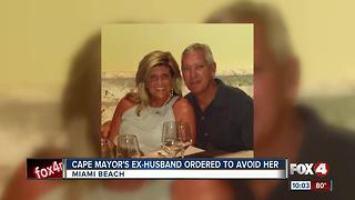 Ken Retzer Ordered to Stay away from Cape Coral Mayor - Video