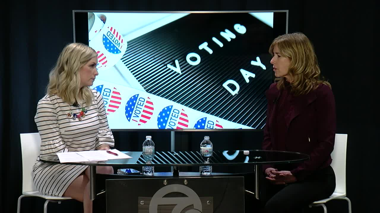 Extended interview with Erie County Executive candidate Lynne Dixon before election day