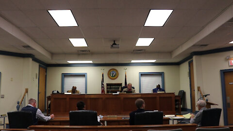 Feb 15, 2021 4pm - Pasquotank County Commissioners Meeting - Public Portion - FULL