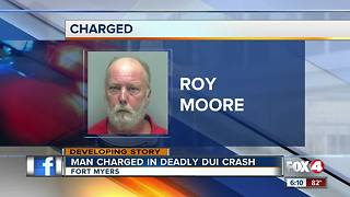 Fort Myers man arrested for deadly crash - Video