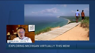 Exploring Michigan virtually during the stay-at-home order