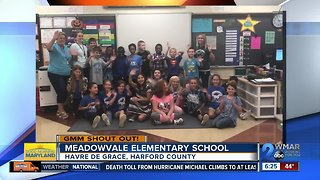 Good morning from Meadowvale Elementary School! - Video