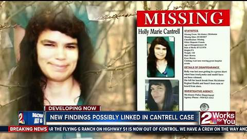 Another potential clue in Holly Cantrell's case