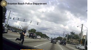 Boynton Beach officer recovering after being hit by car