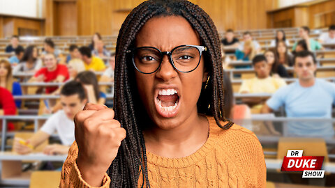 "Ep. 403 – College Vice Chancellor Rants That White People Must ""Fix Your Freaking Families"""