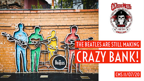 The Beatles Are Still Making Crazy Bank