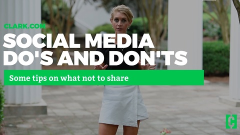 Dos and don'ts of social media: What you should never share!