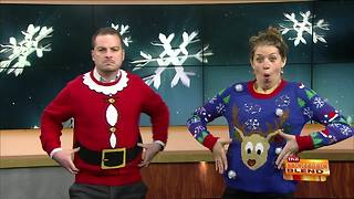 How Your Ugly Sweater Can Help Kids in Need - Video