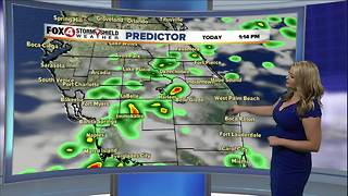 Rain Chances Increase with Invest 92L Moving In - Video