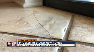 I-Team: Brand new homes come with defective floors and now homeowners worry about the future | WFTS Investigative Report - Video