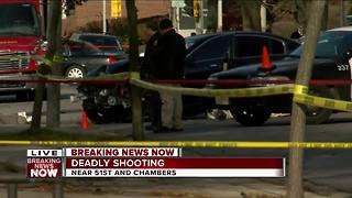 Homicide investigation underway on Milwaukee's north side - Video