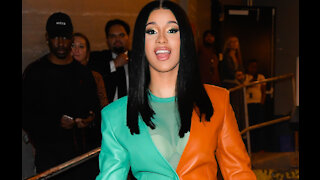 Cardi B thinks Twitter users are obsessed with her posts